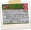 Joshua Chamberlain Grave